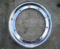 Chrome Rims - Vespa - Chrome, Vespa wheel rims, Vespa chrome,vespa chrome rims, vespa wheel, wheel,