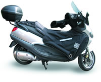 Termoscud scooter leg cover - Termoscud scooter leg cover for X9 125/150/250/500 evol.-Piaggio