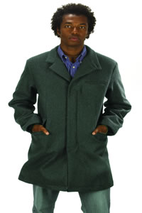 Don Giovanni, classic style coat -