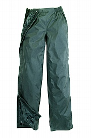 DILUVIO TROUSERS WITH SIDE ZIP - WATERPROOF TROUSERS