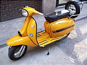 SCOOTER HIRE -